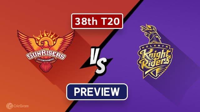 SRH vs KKR Dream11