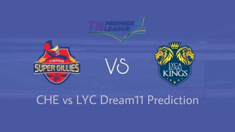 CHE vs LYC Dream11 Team Prediction