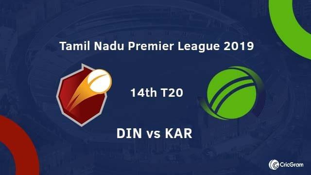 DIN vs KAR Dream11 Team Prediction