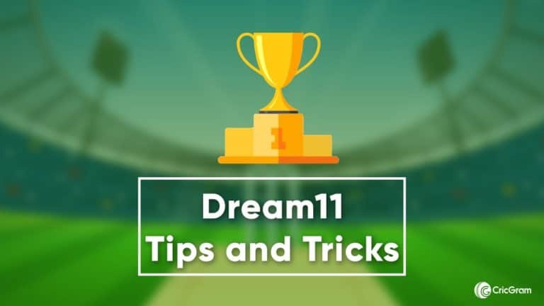 Dream11 Tips and Tricks