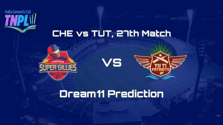 CHE vs TUT Dream11 Team Prediction