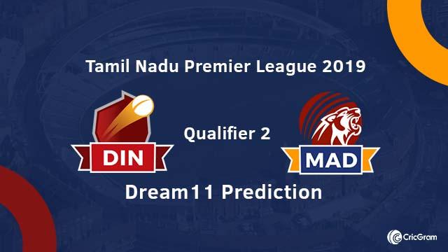 DIN vs MAD Dream11 Team Prediction