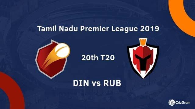 DIN vs RUB Dream11 Team Prediction