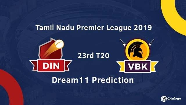 DIN vs VBK Dream11 Team Prediction