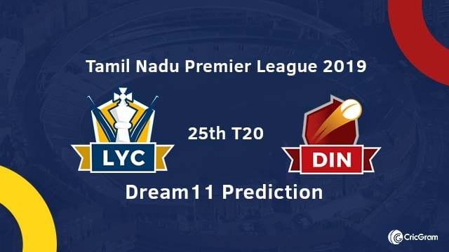 LYC vs DIN Dream11 Team Prediction