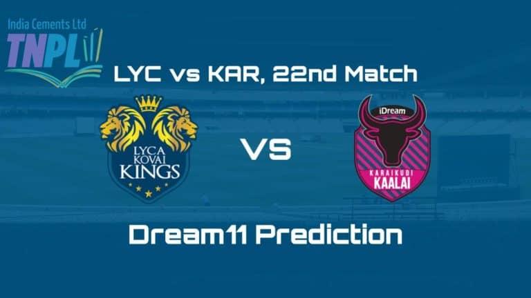 LYC vs KAR Dream11 Team Prediction
