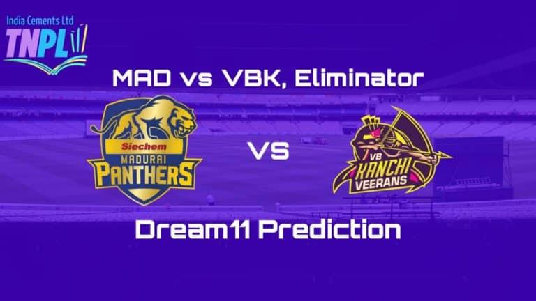 MAD vs VBK Dream11 Team Prediction