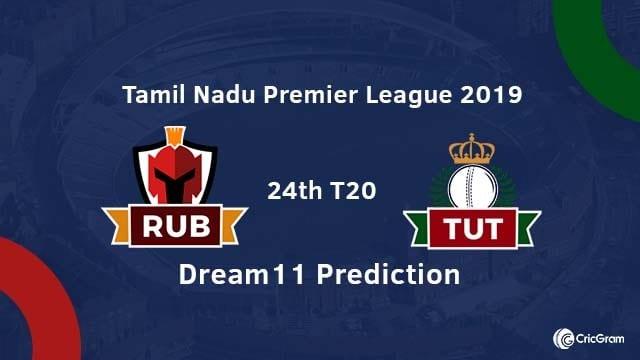RUB vs TUT Dream11 Team Prediction
