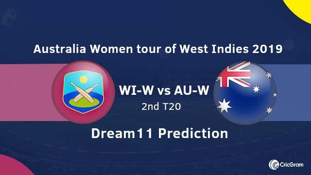 WI-W vs AU-W Dream11 Team Prediction