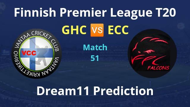 GHC vs ECC Dream11 Prediction and Match Preview