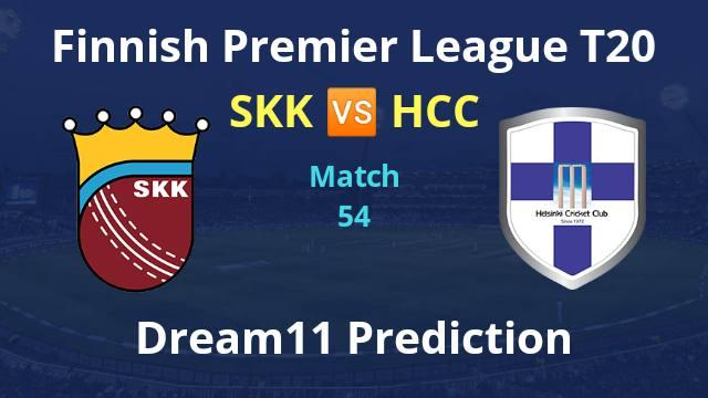 SKK vs HCC Dream11 Prediction