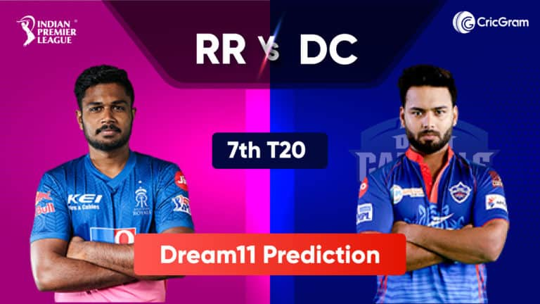 RR vs DC Dream11 Prediction IPL 2021