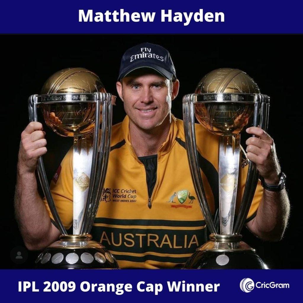 Matthew Hayden