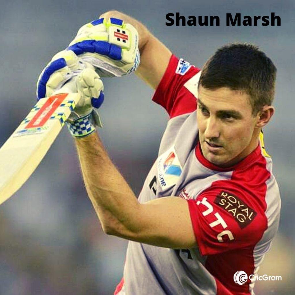 Shaun Marsh IPL 2008 Orange Cap Winner