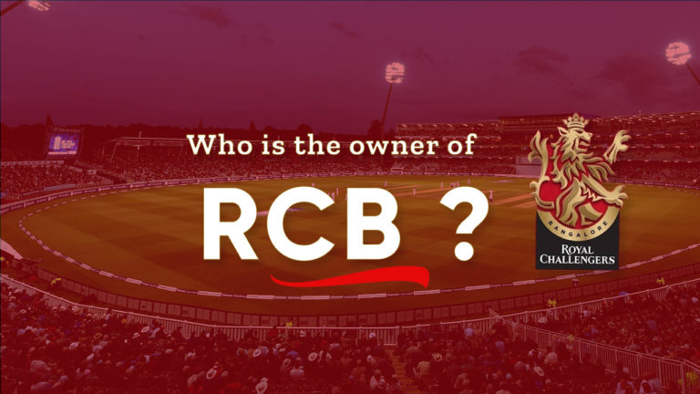 Who is RCB Owner