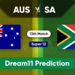 AUS vs SA Dream11 Team Prediction T20 World Cup 2021