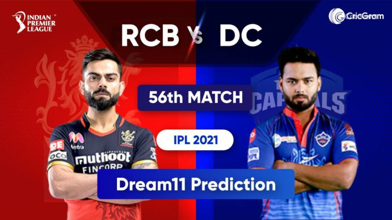 BLR vs DC Dream11 Team Prediction IPL 2021 8th October 2021