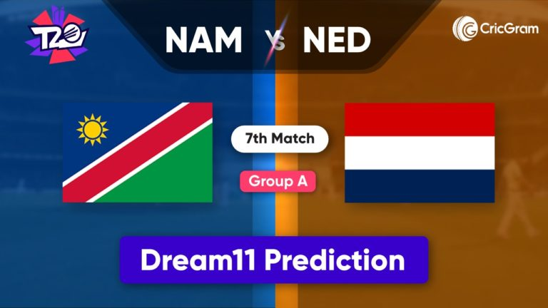 NAM vs NED Dream11 Team Prediction