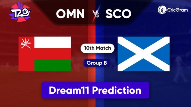 OMN vs SCO Dream11 Team Prediction