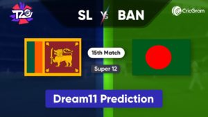 SL vs BAN Dream11 Team Prediction T20 World Cup 2021